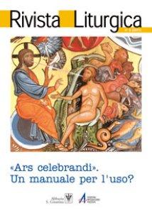 Copertina di 'Il linguaggio simbolico della liturgia'