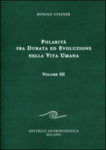 Copertina di 'Polarità fra durata ed evoluzione nella vita umana'