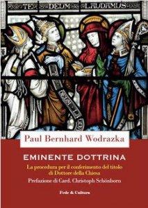 Copertina di 'Eminente dottrina'