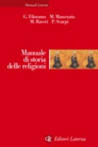 Copertina di 'Manuale di storia delle religioni'