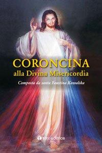 Copertina di 'Coroncina alla Divina Misericordia + coroncina in legno a 10 grani'