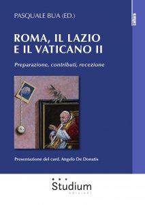 Copertina di 'Roma, il Lazio e il Vaticano II'