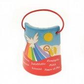 Tegola in ceramica Cresima di  su LibreriadelSanto.it