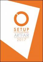 Setup contemporary Artfair (2017). Ediz. illustrata