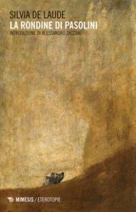Copertina di 'La rondine di Pasolini'