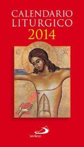 Copertina di 'Calendario liturgico 2014'