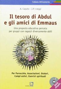 Copertina di 'Il tesoro di Abdul e gli amici di Emmaus + DVD'