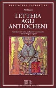 Copertina di 'Lettera agli antiocheni'