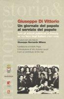 Un giornale del popolo al servizio del popolo. Tutti gli articoli pubblicati in Francia su «La voce degli italiani» (1937-1939) - Di Vittorio Giuseppe