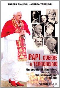 Copertina di 'Papi guerre e terrorismo'