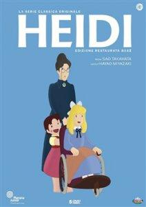 Copertina di 'Heidi. Cofanetto 2 (Episodi 26-52) (5 DVD)'