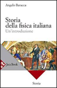 Copertina di 'Storia della fisica italiana'