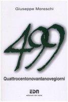 Quattrocentonovantanove giorni - Moreschi Giuseppe