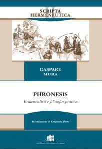 Copertina di 'Phronesis'