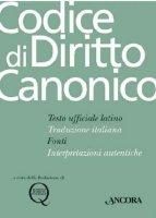 Codice di Diritto Canonico NE - Autori vari