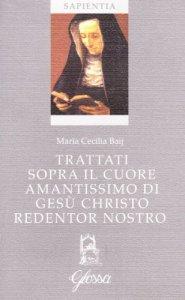 Copertina di 'Trattati sopra il cuore amantissimo di Gesù Christo redentor nostro'