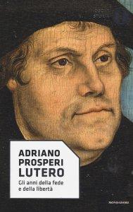 Copertina di 'Lutero'