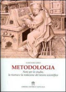 Copertina di 'Metodologia'