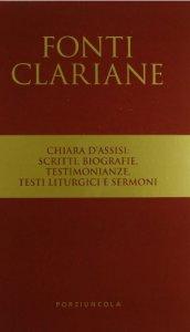 Copertina di 'Fonti Clariane'