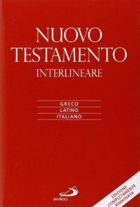 Copertina di 'Nuovo Testamento Interlineare'