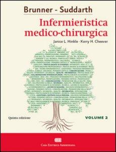 Copertina di 'Brunner Suddarth. Infermieristica medico-chirurgica'