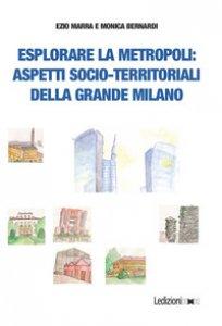Copertina di 'Esplorare la metropoli: aspetti socio-territoriali della grande Milano'