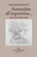 Settembre..... all'improvviso - Cignetti Alessandro