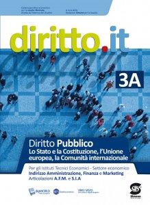Copertina di 'Diritto.it 3A - Diritto pubblico'