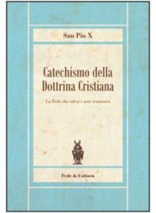 Copertina di 'Catechismo della Dottrina Cristiana'