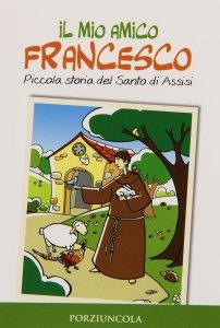 Copertina di 'Il mio amico Francesco'