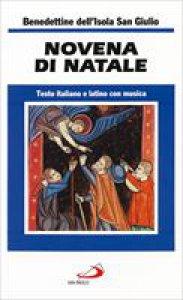 Copertina di 'Novena di Natale. Testo italiano e latino'