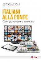 Italiani alla fonte - Autorità per le garanzie nelle comunicazioni AGCOM