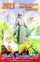 Copertina di 'Calendario Frate Indovino 2013'