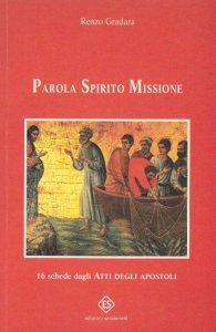 Copertina di 'Parola, Spirito, Missione'