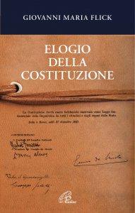 Copertina di 'Elogio della Costituzione'
