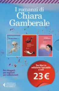 Copertina di 'Cofanetto Gamberale: Per dieci minuti-Adesso-La zona cieca'