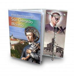 Copertina di 'Libretto con rosario Santuario San Gerardo Maiella - Italiano'