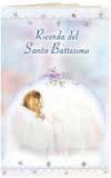 Libretto ricordo del Santo Battesimo