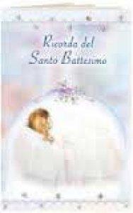 Libretto ricordo del santo battesimo italia battesimo for Immagini sacre da colorare