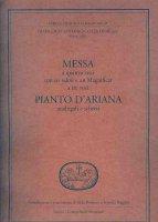 Messa a salmi e polytoni a 5 voci e b.c - Costa Francesco A.