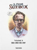 Robert Crumb. Sketchbook