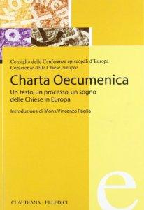 Copertina di 'Charta Oecumenica'