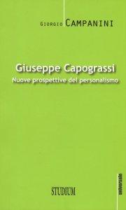 Copertina di 'Giuseppe Capograssi'