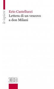 Copertina di 'Lettera di un vescovo a don Milani'