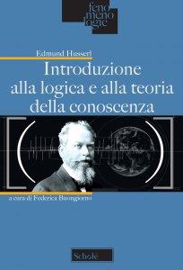 Copertina di 'Introduzione alla logica e alla teoria della conoscenza.'