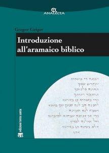 Copertina di 'Introduzione all'aramaico biblico'