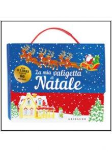 Copertina di 'La mia valigetta di Natale. Con adesivi'