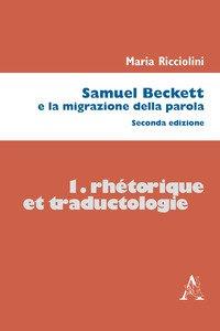 Copertina di 'Samuel Beckett e la migrazione della parola'