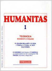 Copertina di 'Humanitas (2009)'