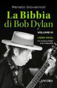 Copertina di 'La bibbia di Bob Dylan - Volume III'